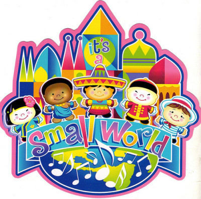 It might be my least favourite ride at Tokyo Disney Resort, but it is a small world after all.