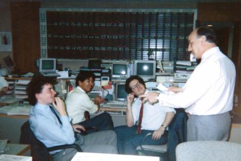 Chris Tokyo Office