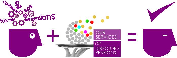 directors pensions sum