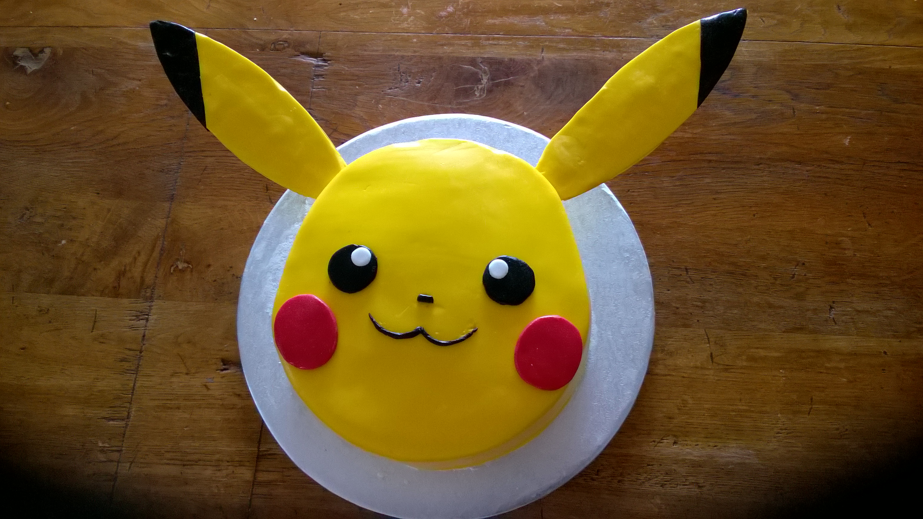 All right, it's not the best interpretation of Pikachu, but there are some worse ones out there!
